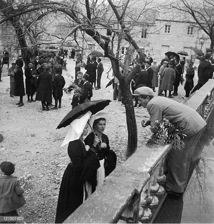 Korizmeno-uskrsni običaji u Konavlima