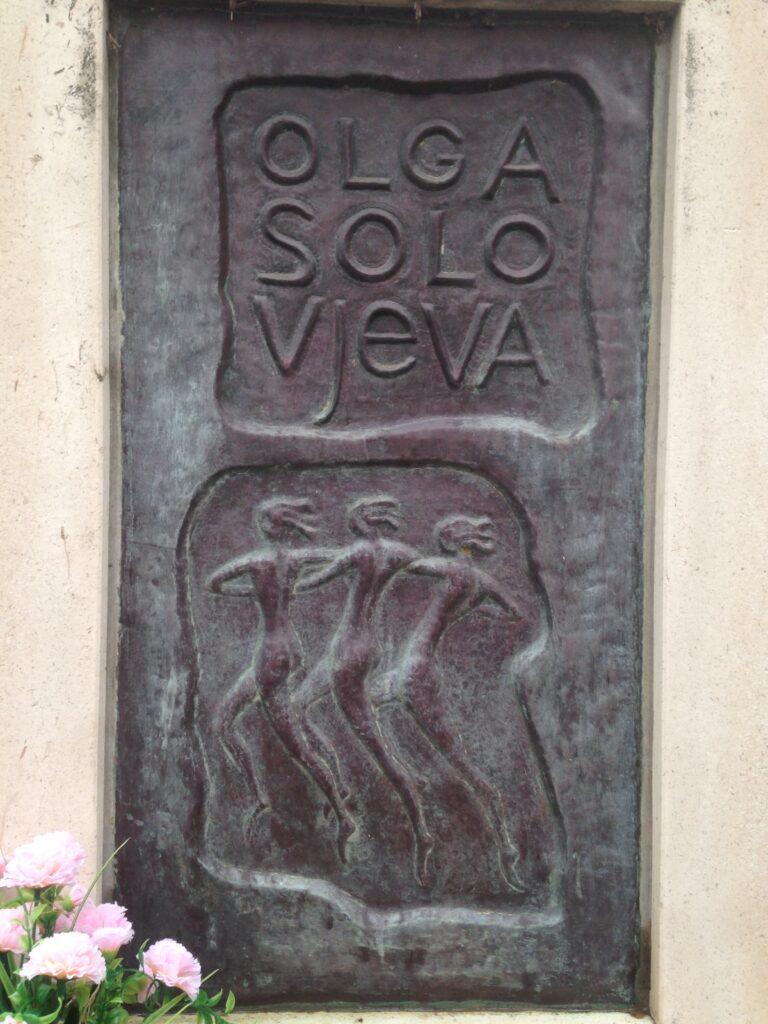 Olga Solovjeva (1900. – 1974.): cavtatska kozmopolitkinja
