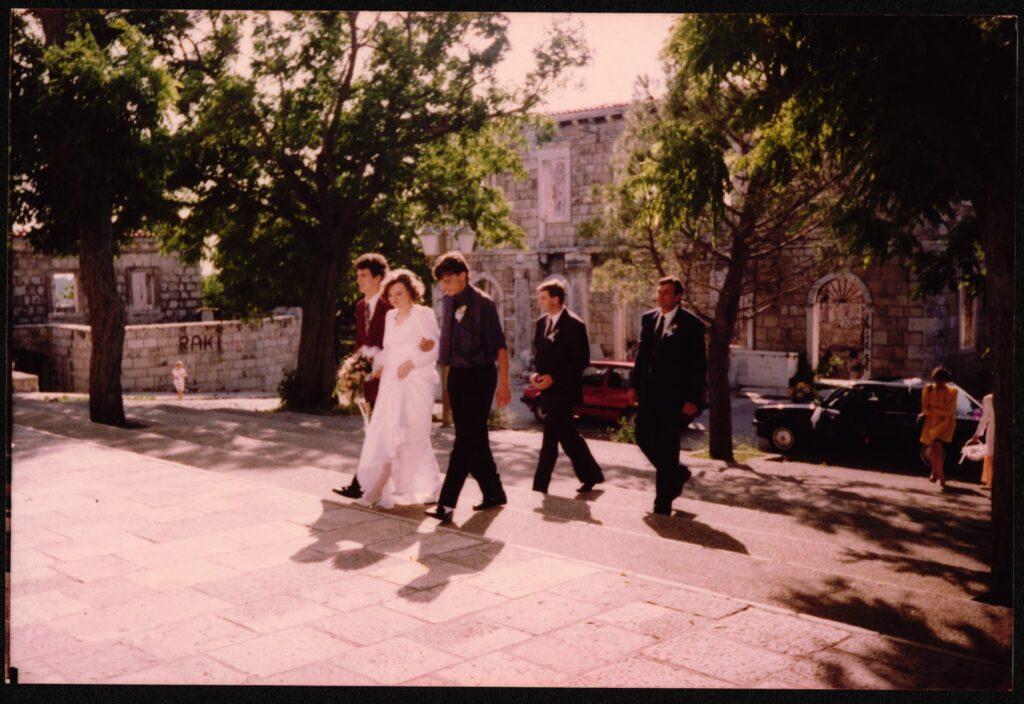 Vjenčanja u vihoru ratnih zbivanja (1991. – 1994.)