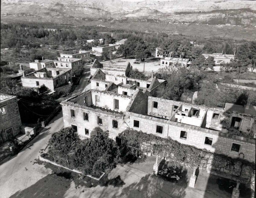 The Beginning of the War in Konavle