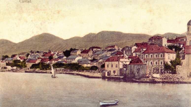 Talijanizacija i kroatizacija prezimena u Cavtatu